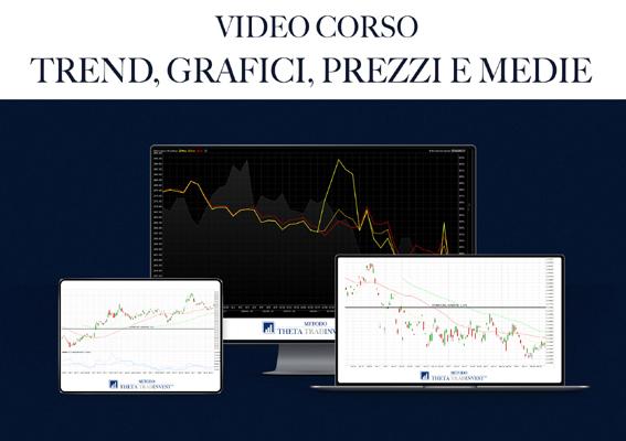 Video corso trend, grafici, prezzi e medie