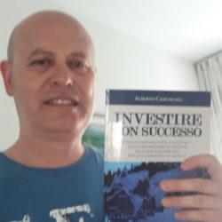 Massimiliano Venerucci con libro